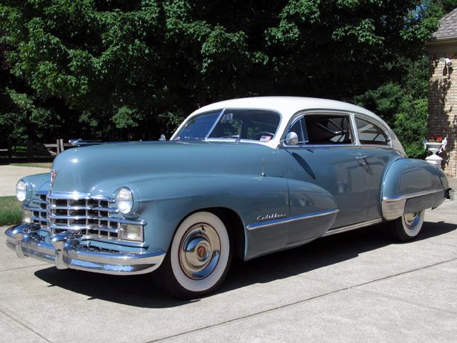 1947 Cadillac 62 Sedanette